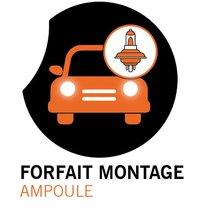 Forfait Montage AMPOULE