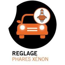 Forfait Montage AMPOULE XENON (lampe à décharge)