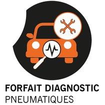 Forfait DIAGNOSTIC PNEUMATIQUES