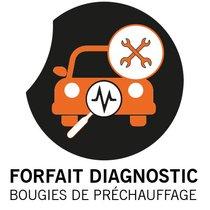 FORFAIT DIAGNOSTIC BOUGIES DE PRÉCHAUFFAGE