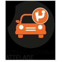 Attelage auto