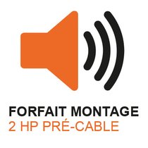 Forfait montage 2 hp