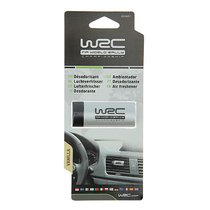 WRC barrette effet métal. Senteur vanille