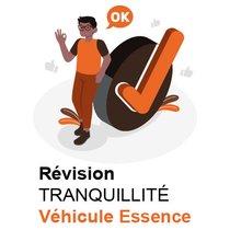 Révision TRANQUILLITE essence autobacs