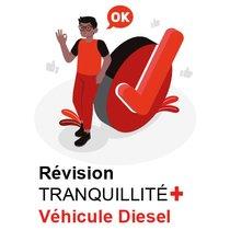 Révision TRANQUILLITE+ diesel motul