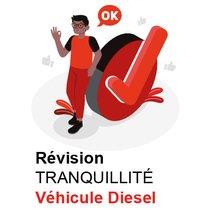 Révision Diesel Tranquillité MOTUL
