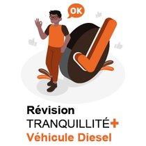 Révision Diesel Tranquillité PLUS AUTOBACS