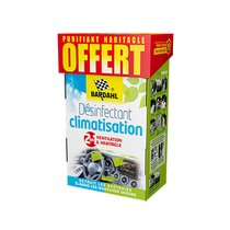 DESINFECTANT CLIMATISATION 2X1