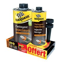 PACK NETTOYANT INJECTION DIESEL 1L+500ML