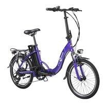 Vélo Pliant 20'' Violet