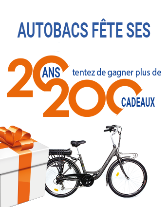 Offres 20 Ans Autobacs