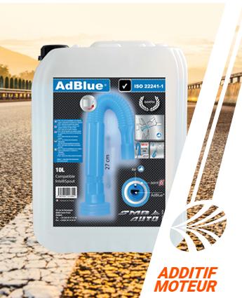 Promotion ADBLUE centre auto Autobacs