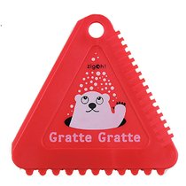 GRATTE-GIVRE-TRIANGULAIRE-ROUGE-OURS-ZIGOH-!-293785-02
