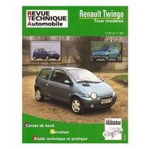 Revue-Technique-Automobile-Renault-Twingo-I-Essence-1993_2004-23993