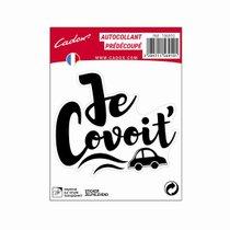 "STICKER-""JE-COVOIT""-156910-CADOX-293084"