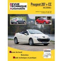 Revue-technique-de-la-Peugeot-207-CC-(-de-04-2006-jusqu'au-07-2007)-ESSENCE-ET-DIESEL-100115