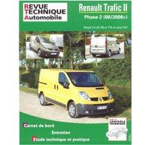 Revue-Technique-Automobile-La-RENAULT-TRAFIC-II-(-de-08-2006-)-142987