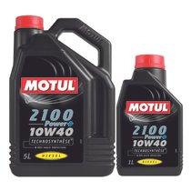 Huile-Motul-2100-Power-10W40-diesel-5L-+-1L-51755
