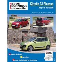 Revue-Technique-Automobile-Citroën-C3-Picasso-(-de-02-2009-)-256343