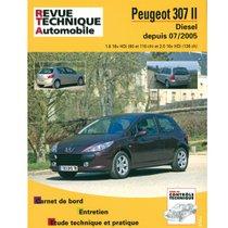 Revue-Technique-Automobile-PEUGEOT-307-II-(-de-11-2007-à-06-2008-)-59846