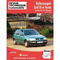 Revue-Technique-Automobile-Volkswagen-Golf-III-(-de-01-1992-à-12-1997)-24057