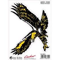 Adhésif-aigle-déployé-23666