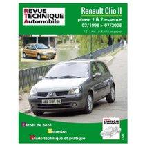 Revue-technique-Renault-Clio-II-Essence-1998_2006-100122