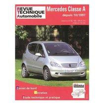 Revue-Technique-Automobile-Mercedes-Classe-A-depuis-1997-54601