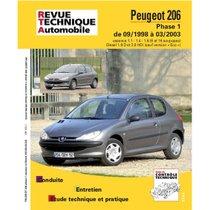 Revue-Technique-Automobile-PEUGEOT-206-PHASE-1-ESSENCE_DIESEL-09_98-à€-03_03-100113
