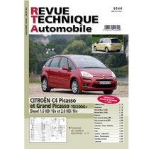 Revue-technique-CITROEN-C4-PICASSO-(10-2006)-100107