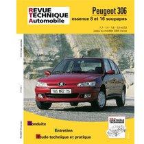 Revue-Technique-Automobile-PEUGEOT-306-(-de-02-1993-à-08-2002-)-23965